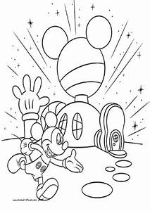 Mickey Mouse Club House Coloring Pages  Football Helmet Coloring Sheets Thingkid In 2019