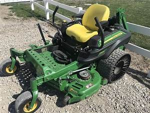 2016 John Deere Z930m Zero Turn Mower For Sale  795 Hours