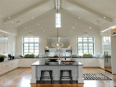 Vaulted Ceiling Kitchen Onhome Extensions Finished Ideas