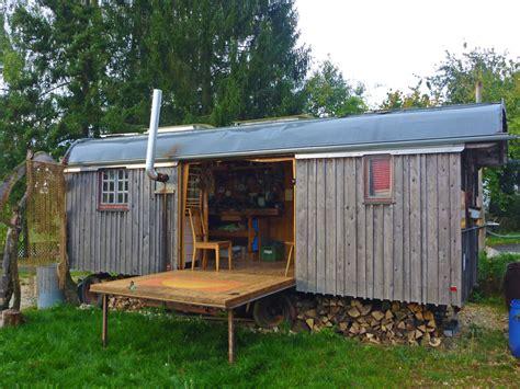 bauwagen ausgebaut kaufen bauwagen tiny houses micro