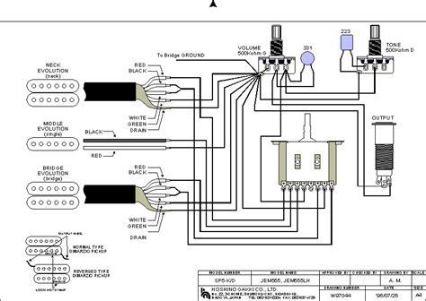 схема ibanez w97044 jem555 guitarwork ru