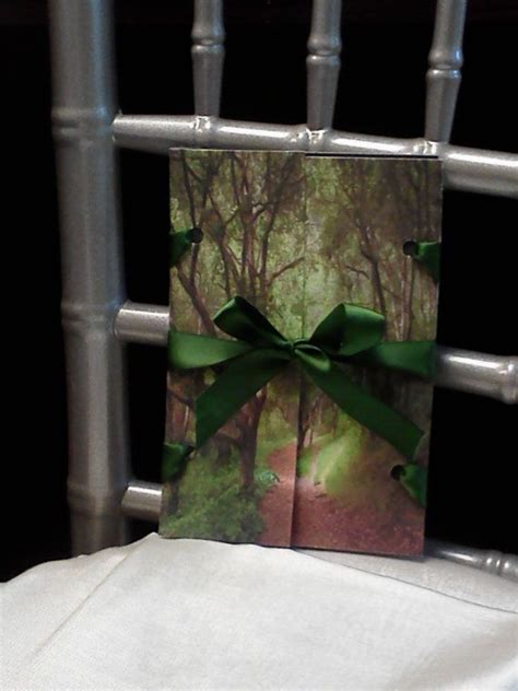 mystical forest theme gatefold twilight theme magical