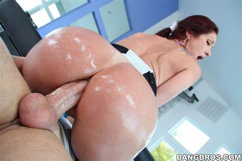 Oily Interracial Body Drilled