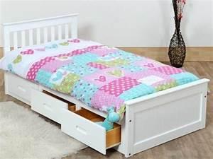 Ou trouver votre lit avec tiroir de rangement archzinefr for Robe de chambre enfant avec matelas cher