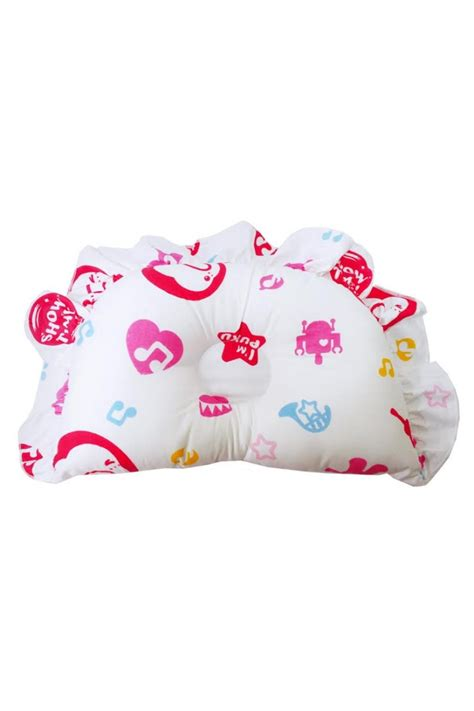 jual puku newborn pillow bantal bayi anti peyang