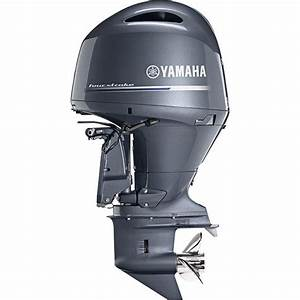 Yamaha 115hp In-line Four