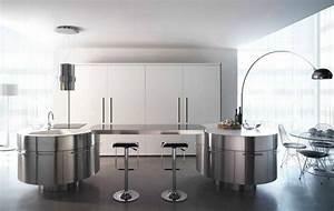Cuisine Haut De Gamme Italienne : cuisine haut de gamme 4 photo de cuisine moderne design ~ Melissatoandfro.com Idées de Décoration