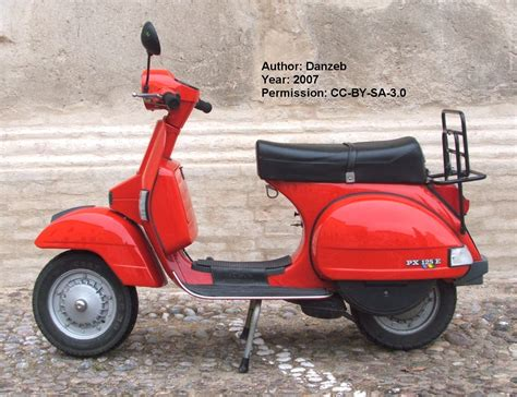 Modification Vespa S by Piaggio 125 Px Best Photos And Information Of Modification