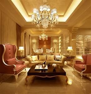 30, Luxury, Living, Room, Design, Ideas