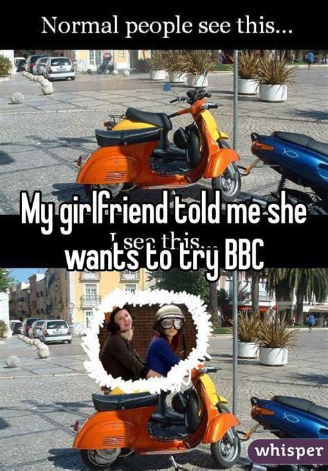 girlfriend told      bbc