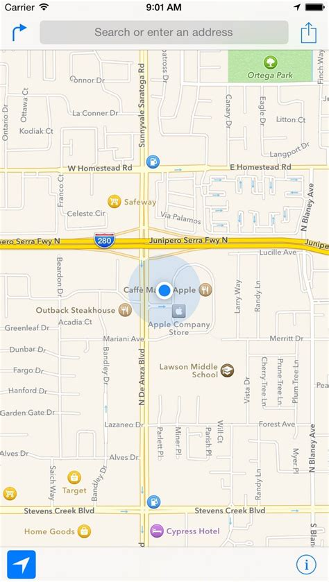 maps for iphone how will a larger resolution iphone screen look like