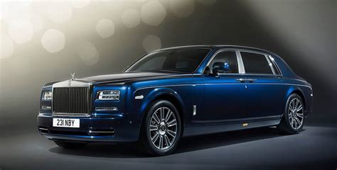 2016 rolls royce phantom second generation rolls royce phantom could debut in 2016