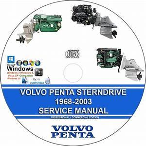 Volvo Penta Sterndrive 19801981 1982 1983 1984 1985 1986 1987 1988 1989 Service Repair Manual On Cd