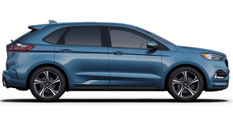 edge color new ford performance blue color for 2019 ford edge look