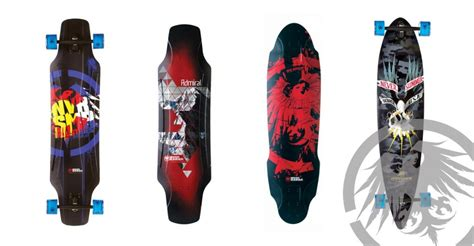 Earthwing Decks by Never Summer Shakes Off Winter With Some New Decks