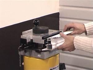 outillage de poinconnage pour la menuiserie aluminium With menuiserie aluminium