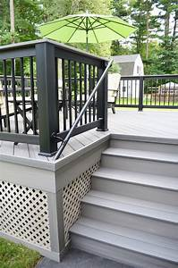 Composite Bridge Deck Design Northeast Massachusetts Composite And Pvc Deck Builder