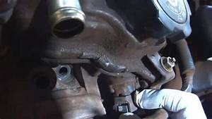 Toyota Camry 2007-2011 How To Replace Vvt Sensor