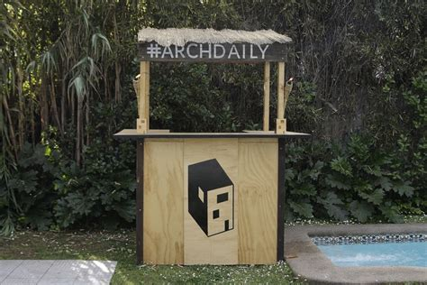 Build Your Own Tiki Bar by How To Build A Tiki Bar In 18 Easy To Follow Steps Archdaily