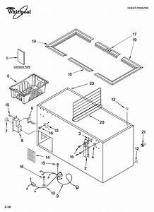 Whirlpool Chest Freezer Parts