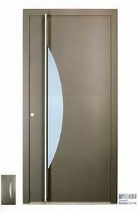 Porte Entrée Aluminium Rénovation : les portes d 39 entr e aluminium r novation et neuf ~ Premium-room.com Idées de Décoration