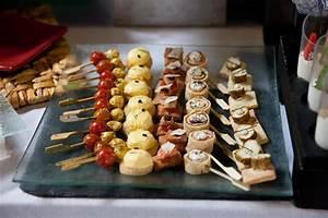 Apero Dinatoire Chaud : organiser un buffet soi m me teatime gourmand ~ Nature-et-papiers.com Idées de Décoration