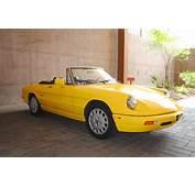 1993 Alfa Romeo Spider  Classic Italian Cars For Sale