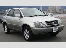 Toyota Harrier 1999 Uganda Auto Dealers – Buy Sell and