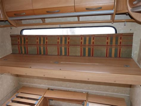 Small Boat With Bed by Caravan Fold Out Bunk Bed Cervan Motorhome Boat