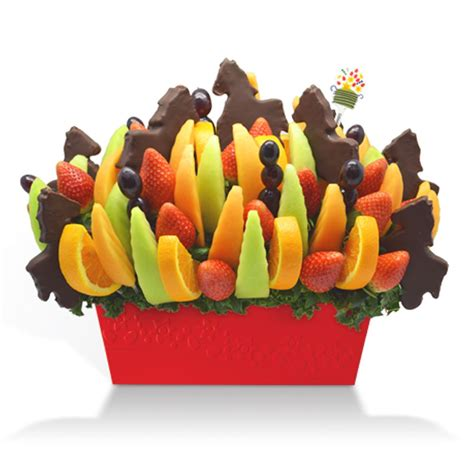 edible horse year arrangements uploaded fruit