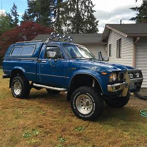 1980 4x4 20r To 22r Engine Swap