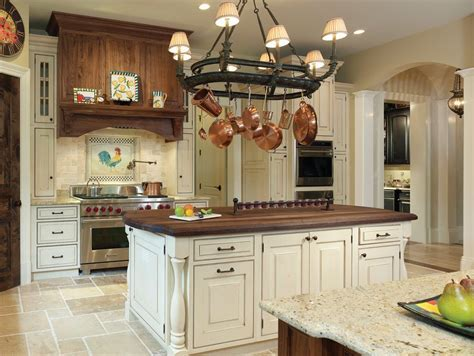 island overhang kitchen farmhouse with floral high back