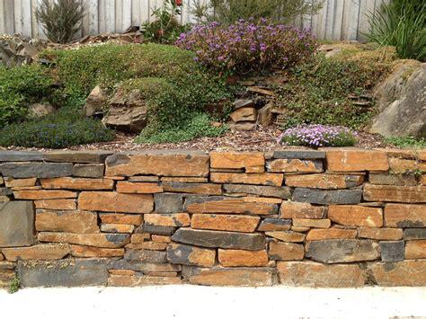 landscape concepts retaining walls