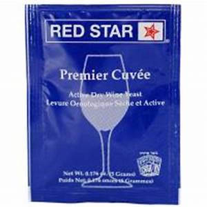 Red Star Yeast Chart Red Star Wine Yeast Winemaking Yeast And Supplies