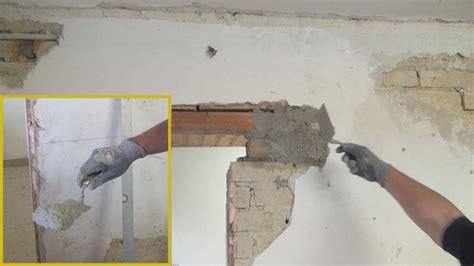 Balkon Nachträglich Vergrößern by Wand Verputzen Anleitung Wand Verputzen Wand Spachteln
