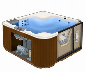 Jacuzzi Hot Tub Plumbing Diagram