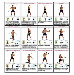 7  Sample Exercise Chart Templates