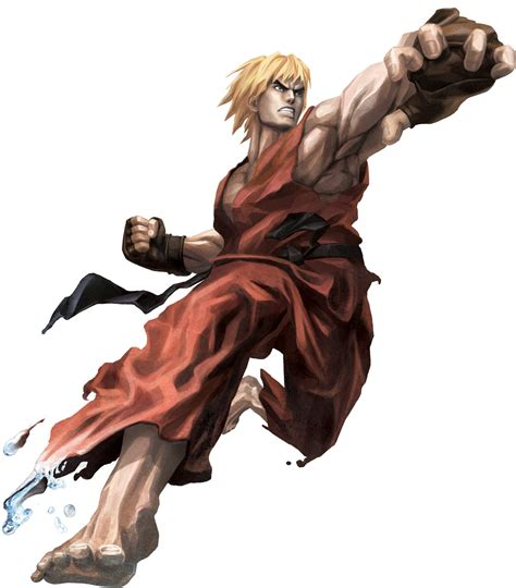 Ken Masters The Street Fighter Wiki Street Fighter 4