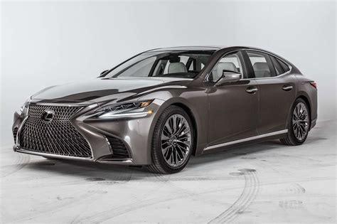 Review Lexus Ls by 2018 Lexus Ls Look Review Motor Trend