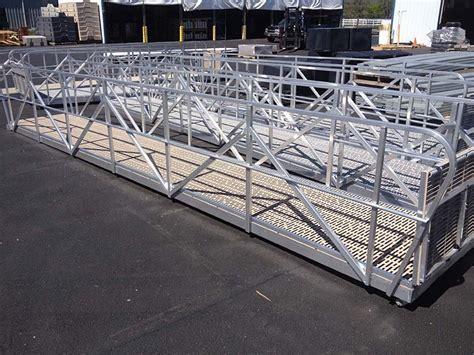 residential aluminum gangways  ramps  british