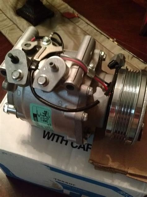 automotive air conditioning repair 1988 honda cr x transmission control 94 sanden ac compressor in crx honda tech honda forum discussion