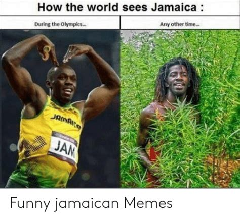 world sees jamaica   time