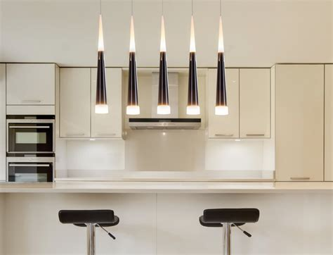 maxlight oslo 5 modern kitchen island lighting other