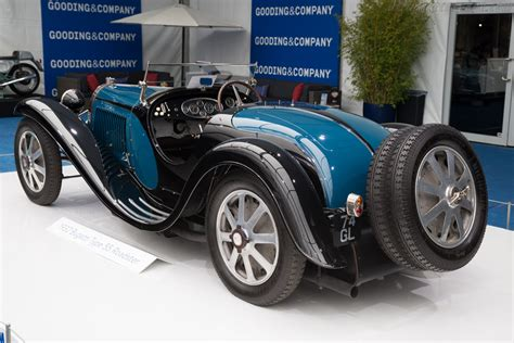 Bugatti Type 55 Roadster - Chassis: 55213 - 2016 Monterey ...