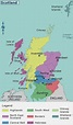 Places to visit in Scotland - Stunning nature, ancient ...