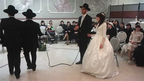 Jewish Wedding : Beautiful Couple. Jewish Wedding