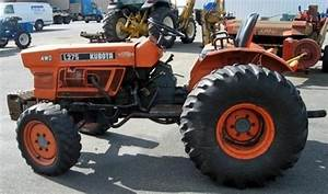 Kubota L235 L275 Tractor Operator Manual Download