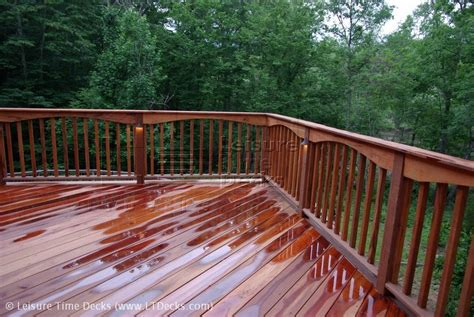Tiger Wood Decking Canada by Diagonal Decking Pattern With A Border On This Beautiful