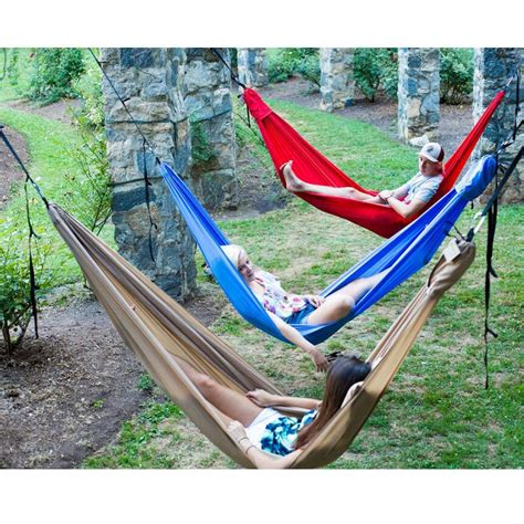Most Comfortable Hammock by Single Hammock Sluice Hammocks Hammock Town