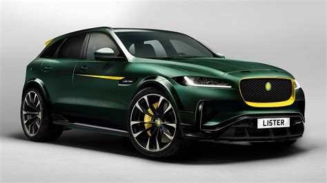 This company is building the world's fastest SUV, based on ...